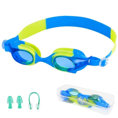 Kids Swimming Goggles-Blue
